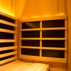 1-Person clearlight Sanctuary Full Spectrum Sauna Cedar thumb 11