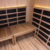 4-Person Clearlight Sanctuary Full Spectrum Retreat Sauna thumb 6