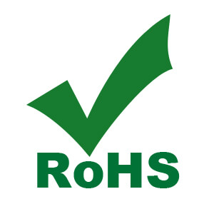 Infrared Sauna is RoHS Compliant