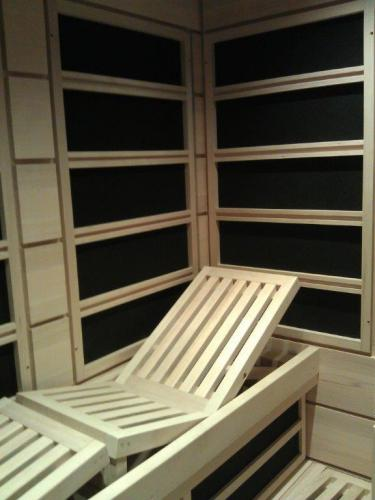 Wood Care In Infrared Sauna